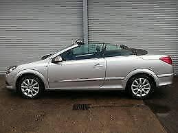 Vauxhall twintop