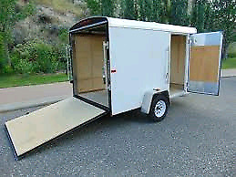 Looking for a good condition used cargo trailer