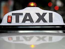 Taxi Plate - Unrestricted for Sale