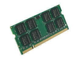 Mémoire vive 2Go DDR2 PC et Laptop
