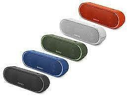 SONY (Bluetooth potables speakers) SRSXB30,SRSXB20,SRSXB10,ICFC1TB