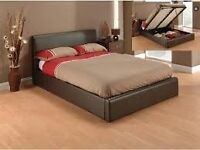 Bed King Size Storage Bed