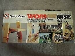Black and decker work horse