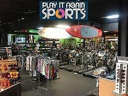 Here is your opportunity to own a Play it Again Sports!