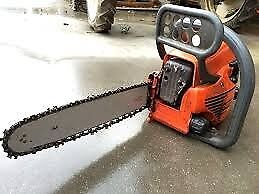 Chainsaw for Sale. Castor CP 410 petrol powered