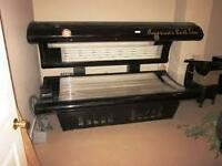 Tanning Bed Equipment - Ovation 154 - 12 min Tanning Bed