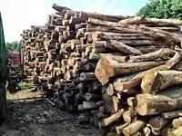 FIREWOOD LOGS   100% HARDWOOD  READY TO BURN