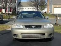 2002 Nissan Sentra GXE parts for sale