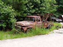looking to buy an old tow truck New Norfolk Derwent Valley Preview