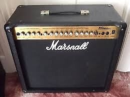 Marshall Guitar Amp. MG100DFX. Lovely sounding solid state amp.