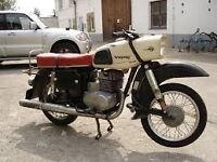 WANTED MOTORBIKES ANY CONDITION!!!!PROJECTS,SPARE OR REPAIR,BARN FIND 50cc,80cc,125....
