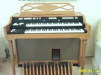 WANTED OLD ELECTRIC ORGAN (working or not)