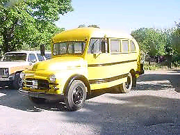1950 - 1970 School Bus (WANTED)