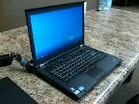 Lenovo Thinkpad - professional laptop with all the features