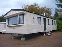 Mobile home static for rent