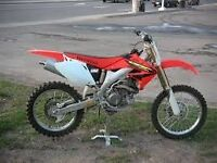 Crf 450 03 ** BREAKING MOST PARTS STILL AVAILABLE ** Ghm Breakers