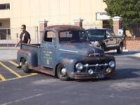 Looking for Parts for 51 Ford Truck