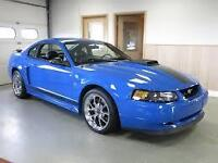 2003 Ford Mustang Mach1 Coupé (2 portes)