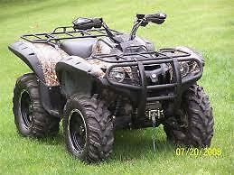 Cooper's is selling Elite Bumpers for your Yamaha Grizzly!