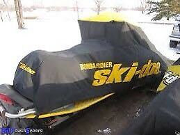 Ski Doo COVER WANTED for ZX chassis