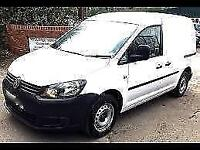 VOLKSWAGEN CADDY C20 1.6 TDI 102 LCV White Manual Diesel, 2012