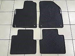 2015 chrysler 200 all weather slush rubber floor mat set oem 82214179. Black Bedroom Furniture Sets. Home Design Ideas