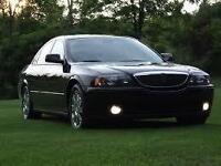 2000 Lincoln ls full équipés Berline de grand LUXE .
