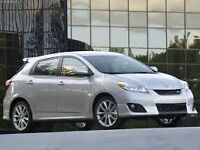 2010 - 2012 Honda Civic or Toyota Corolla for Rent on Special