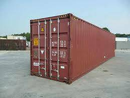 40' second hand sea containers Bunbury 6230 Bunbury Area Preview