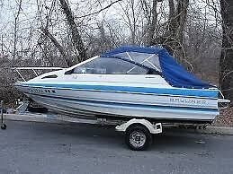 WANTED: outboard motor style boat WITHOUT motor