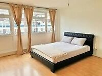 BROMLEY BY BOW/BOW, E3, LOVELY 4 DOUBLE BEDROOM MAISONETTE WITH GARDEN