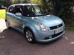 wanted suzuki swift auto