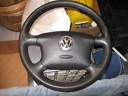 Volkswagen Steering wheel air bag