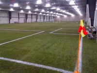 Spring soccer turf specials!! Book it