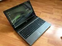 "i5 Acer Aspire 15,6"" laptop Windows 7"