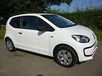 VW Up TAKE UP (white) 2012