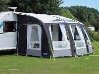 Kampa Air Ace Pro 400 inflatable caravan awning
