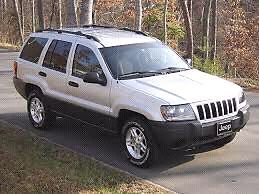 2003 jeep grand cherokee Low kms