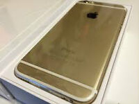 iphone 6 plus 128 gig couleur or