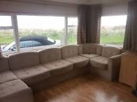 2008 COSALT CASCADE CARAVAN FOR SALE IN SCOTLAND CAIRNRYAN CARAVAN PARK