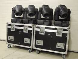 Martin MAC 250 Entour Moving Head Lights