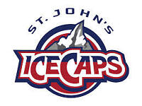 IceCaps tickets all games centre ice 2 rows behind players bench
