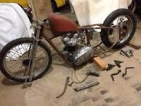 Chassis / project bikes / trikes/ cruisers wanted