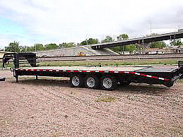 Looking for heavy duty equipment trailer