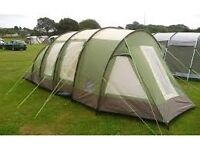 Eurohike Buckingham Elite 8 Man Family Tent BRAND NEW inc's over £100 worth of extra essential free)