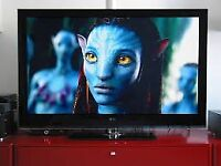 lg 60PS8000 Large Plasma Television Screen Bluetooth
