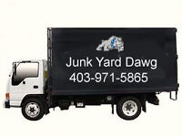 Junk Yard Dawg Junk Removal Save $$$
