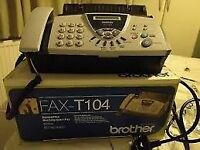 ***NEW/ Brother Tele /FAX /Photo copier/machine / NEW***
