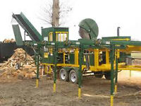 FIREWOOD PROCESSING MOBILE ONTARIO WIDE FROM $10 A FACE CORD