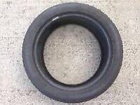 X1 225/45/17 part worn tyre